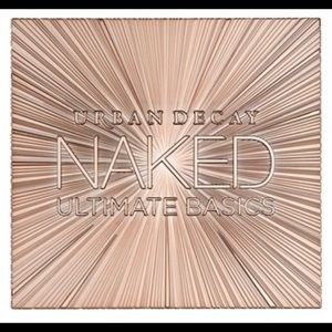 Urban Decay Basic Eyeshadow Palette